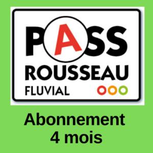 Entraînement code Fluvial PASS ROUSSEAU 4 MOIS