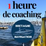 1 heure de Coaching bateau fourni